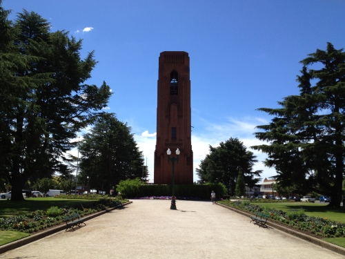 War memorial Carillon