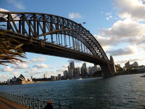 The Sydney Harbour Bridge & Opera House