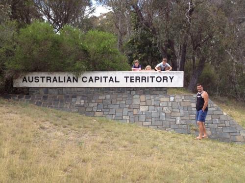 ACT Border Crossing