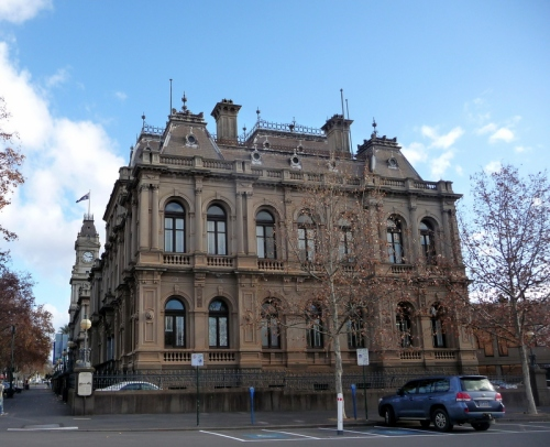 Bendigo Public Buildings