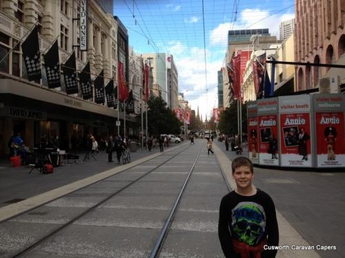 Ben in Melbourne